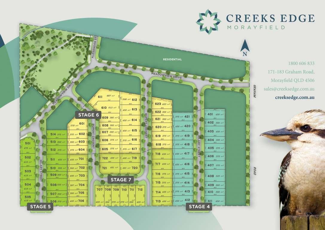 Creeks Edge Estate Morayfield