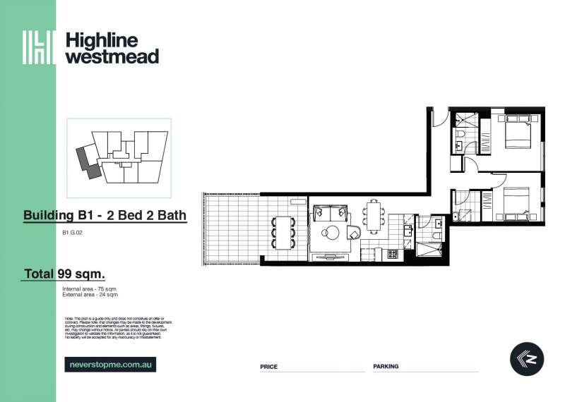Highline Project Westmead