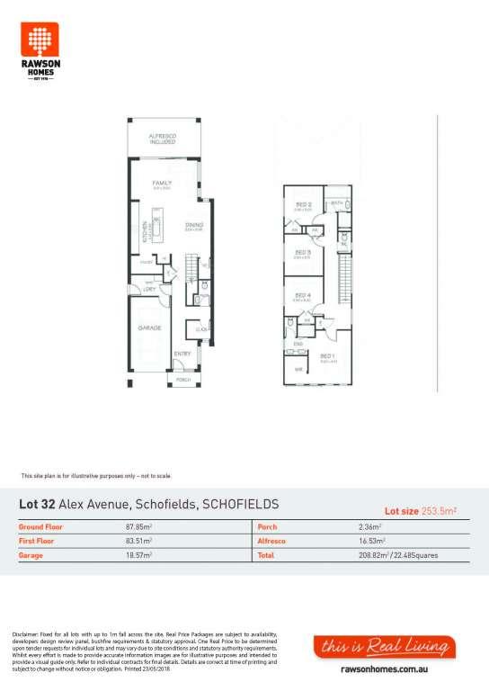 Alex Avenue Estate Schofields