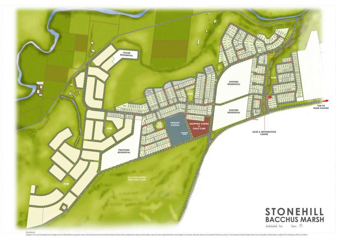 Stonehill Estate Bacchus Marsh