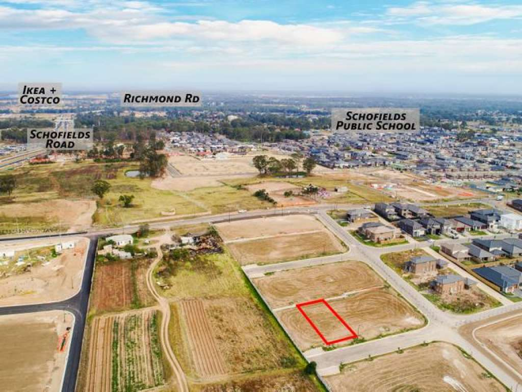 Land For Sale in Schofields NSW