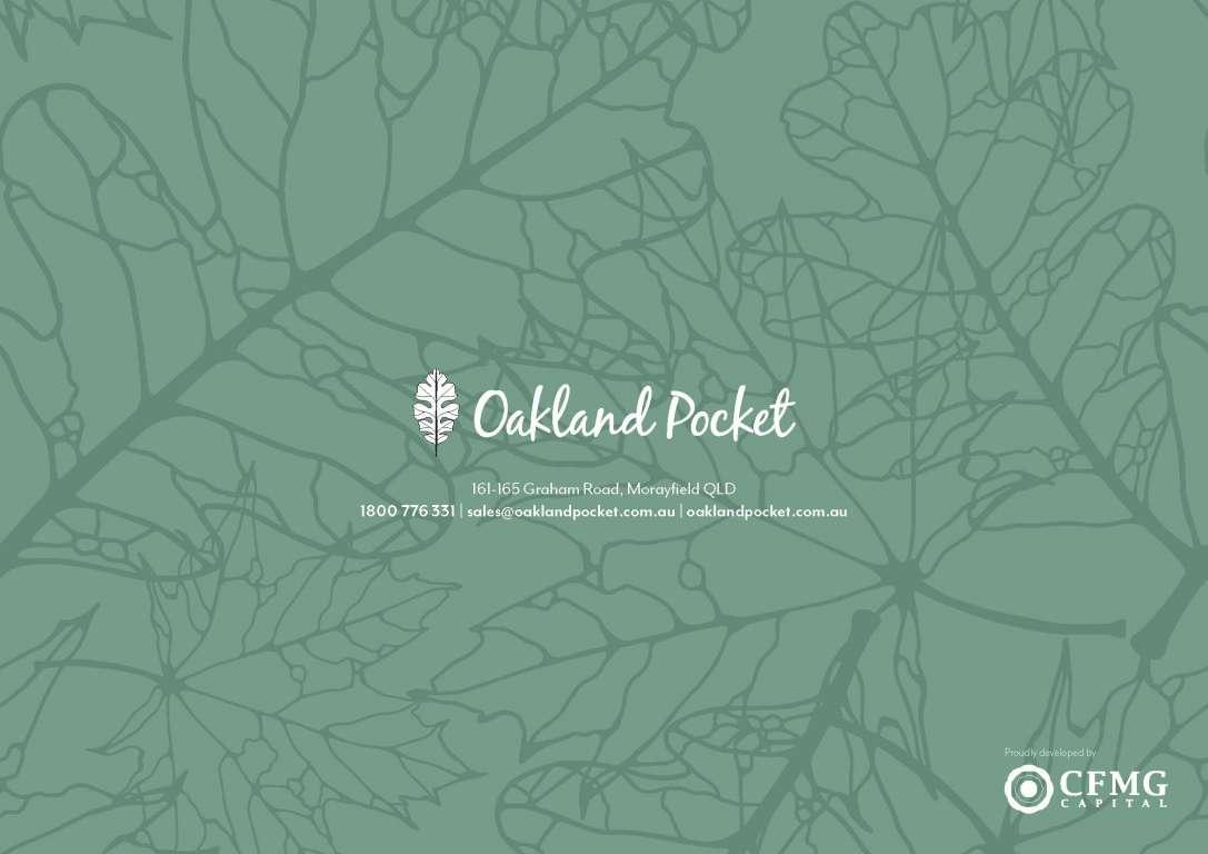 Oakland Pocket Estate Morayfield