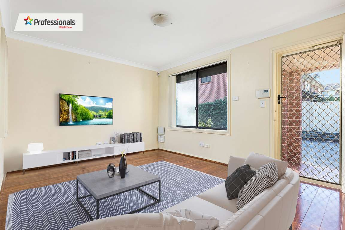 Freestanding Townhouse in Blacktown