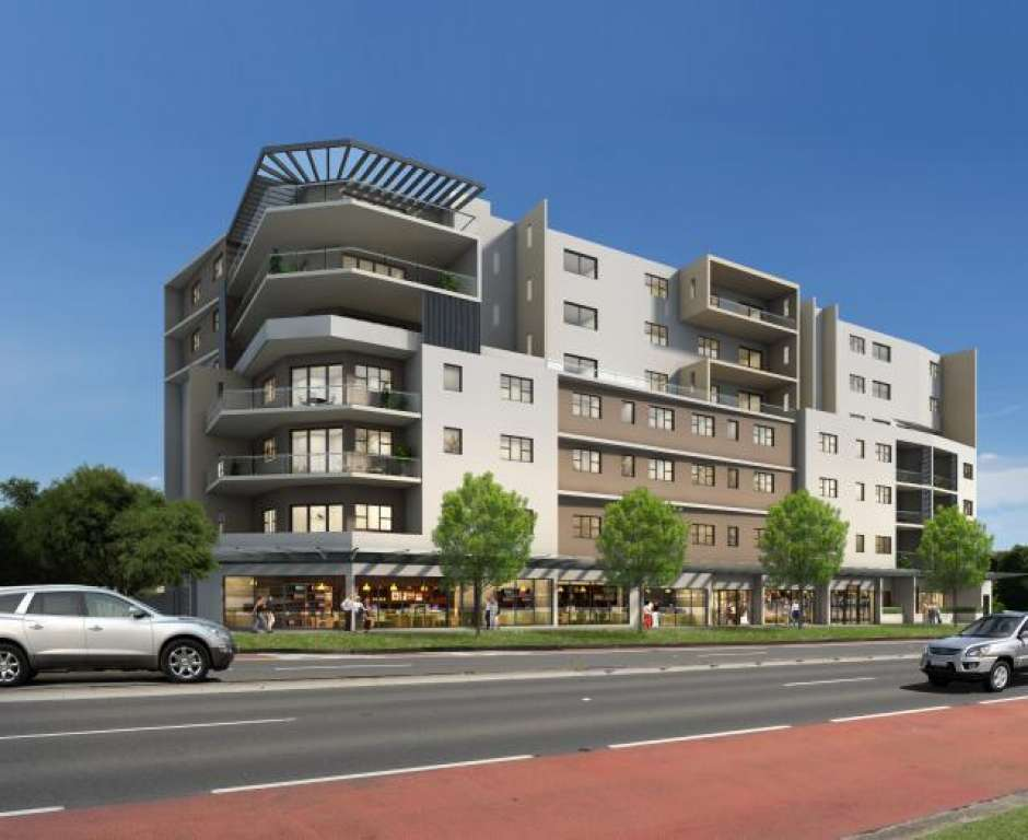 Monaco Apartments in Westmead