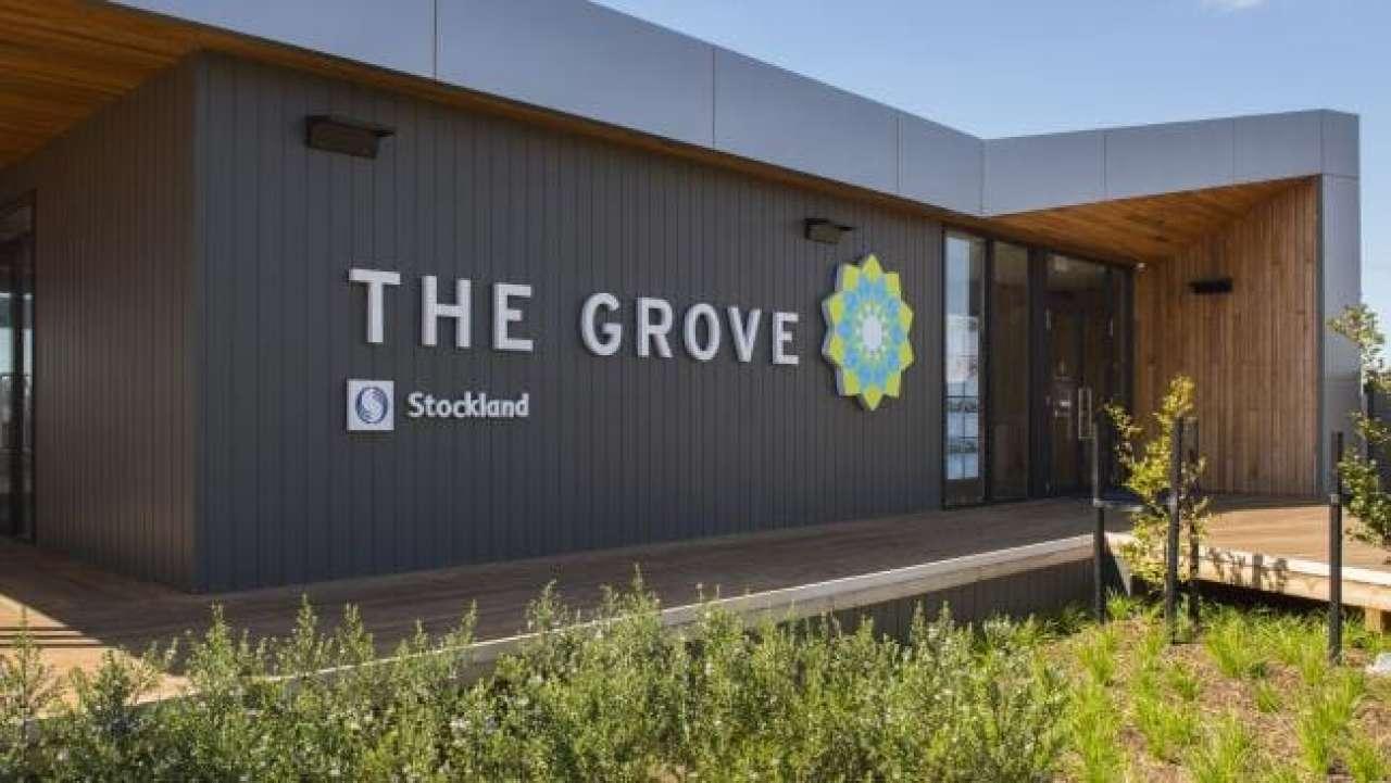 The Grove Estate Tarneit