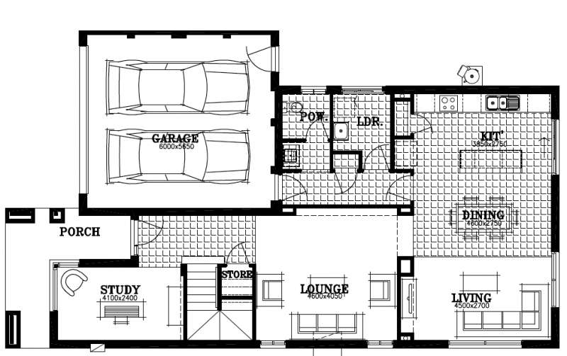 Karas 2812 Design Lily Facade Simonds Homes
