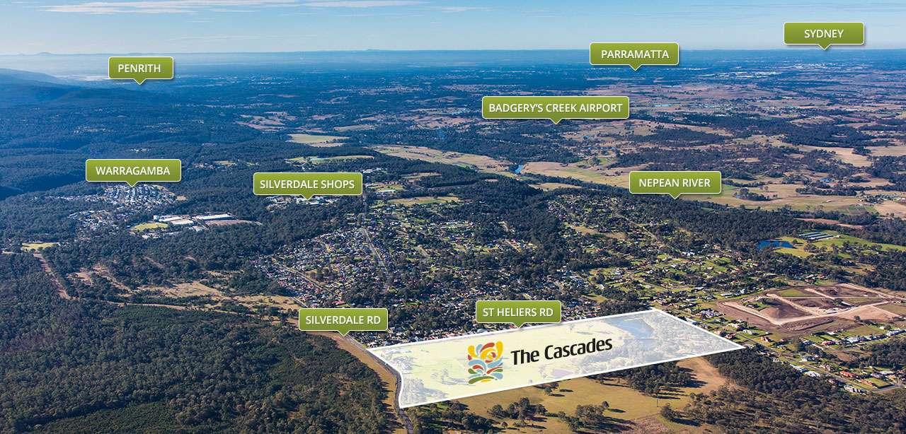 The Cascades Estate Silverdale