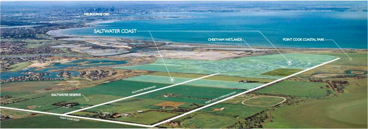 Saltwater Coast Estate Point Cook