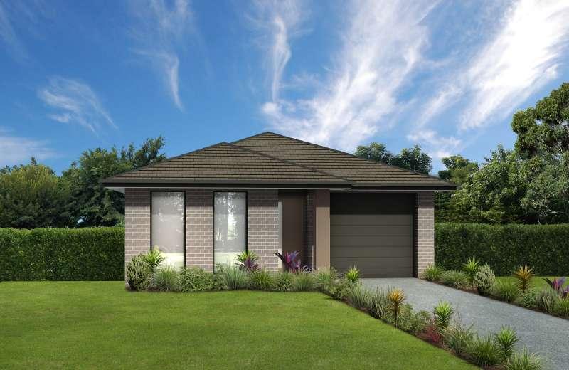 Carlyle 18 Design Classic Facade Rawson Homes