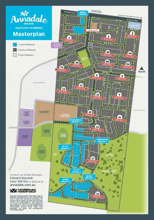 Annadale Estate Mickleham