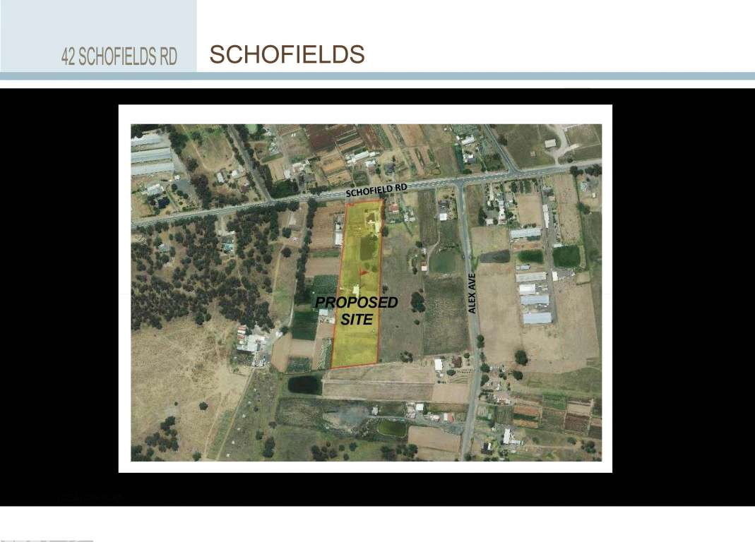 42 Schofields Road Townhouses Schofields