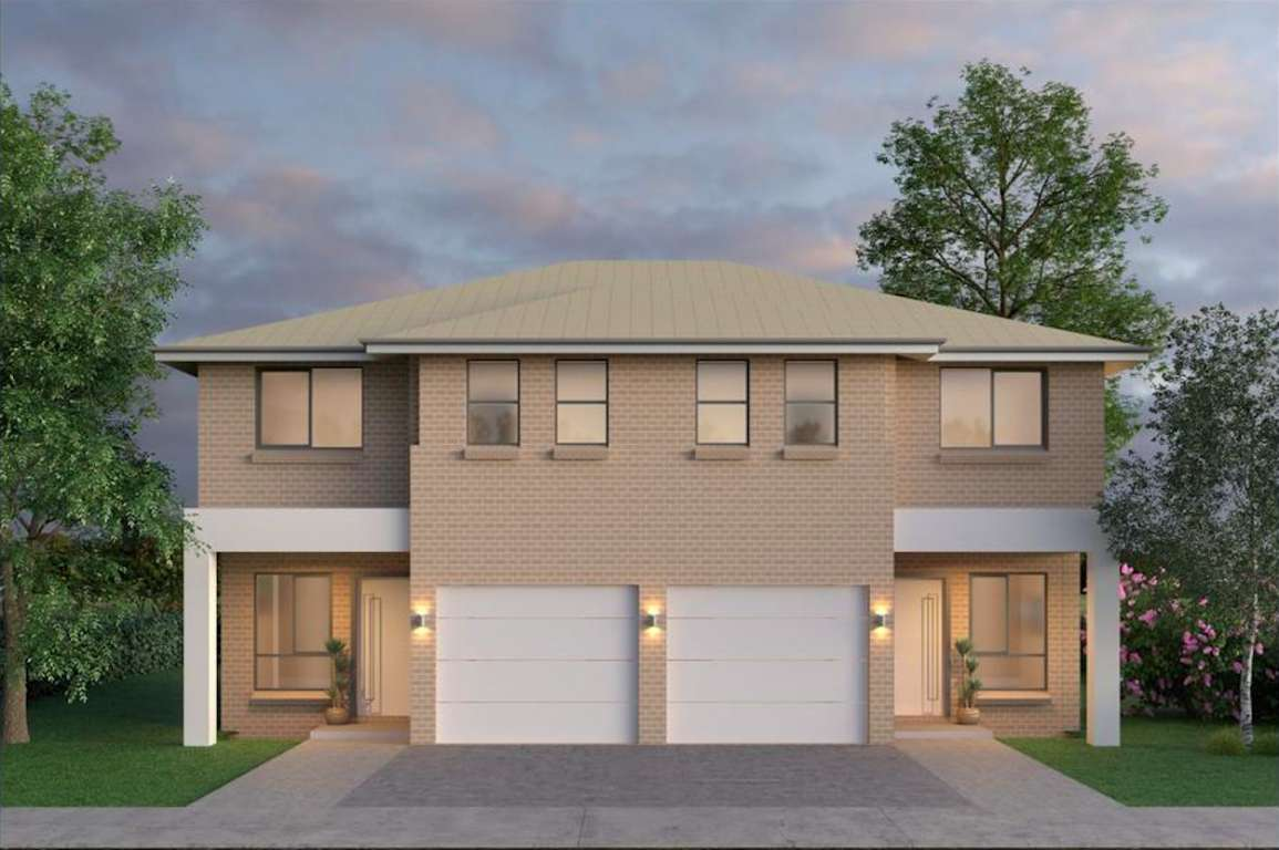 110 Frances & Beams Avenue Townhouses Rooty Hill