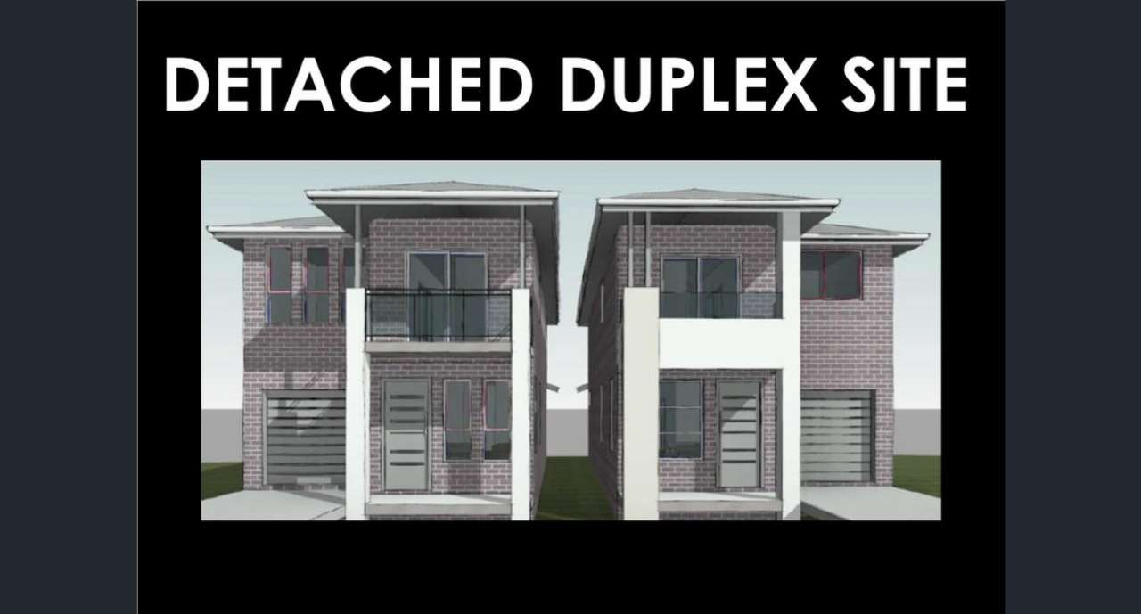 DA Approved Land for Duplex in Gregory Hills