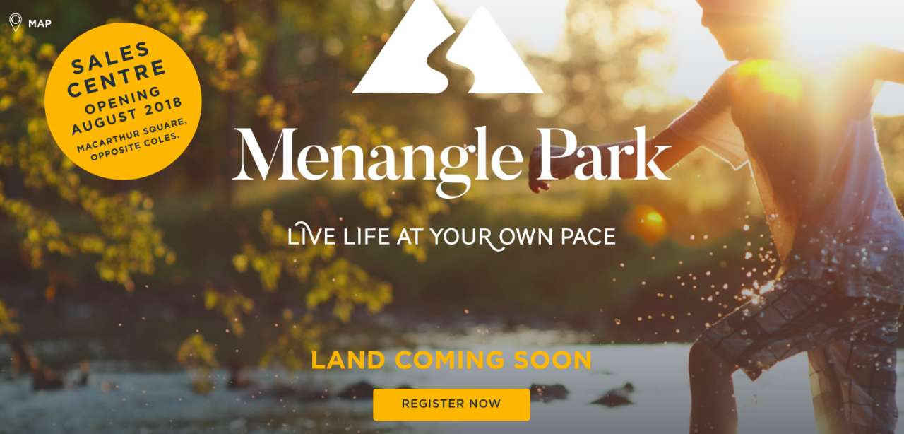 Menangle Park Estate Menangle Park