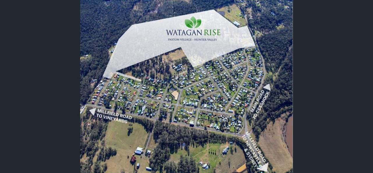 Watagan Rise Estate Paxton