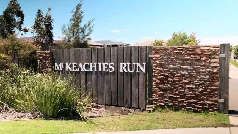 McKeachie's Run Estate Aberglassyn