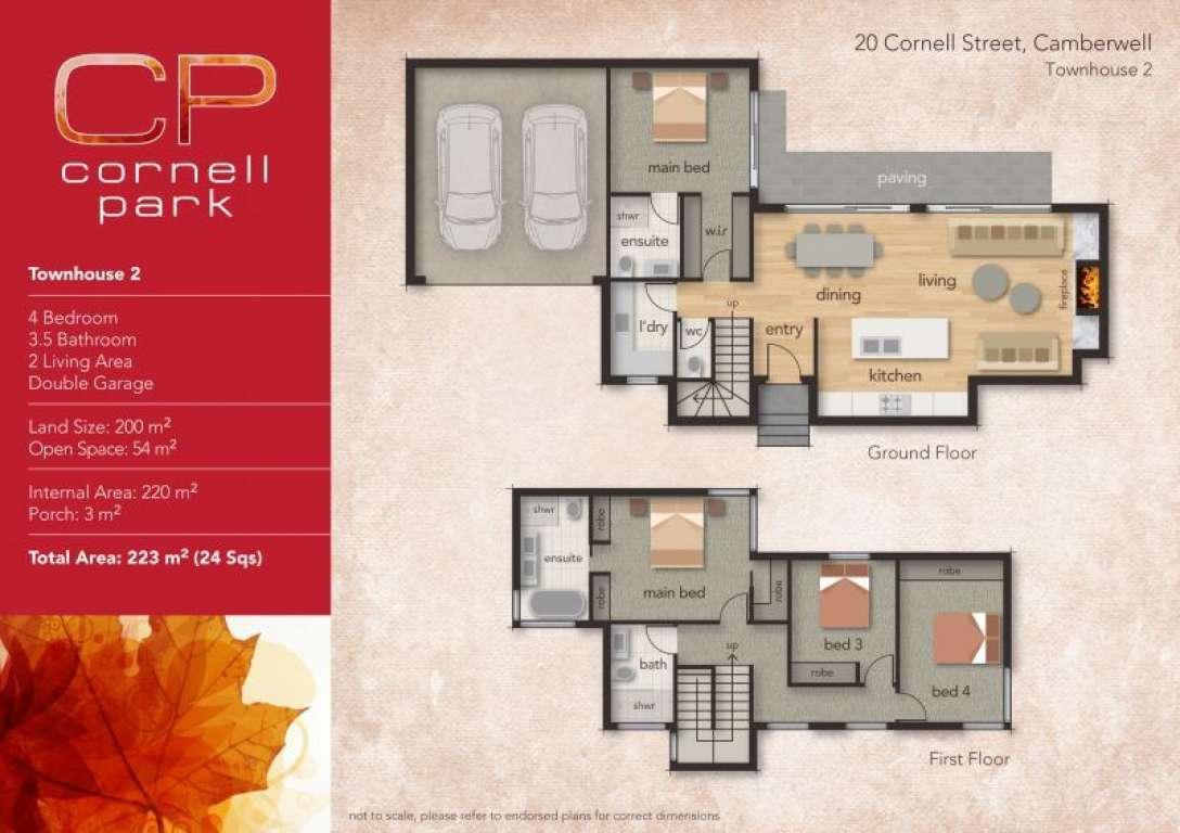 Cornell Park Estate Camberwell