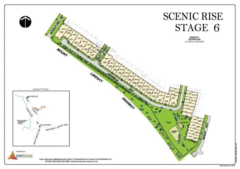 Scenic Rise Estate Gleneagle