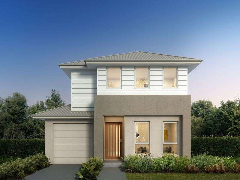 Ivy Design Standard Facade Reward Homes