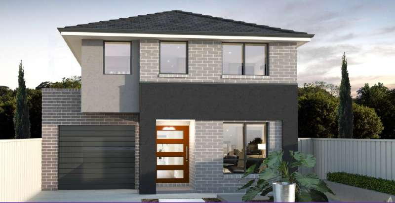 Stork 20 Design Senton Facade Eagle Homes