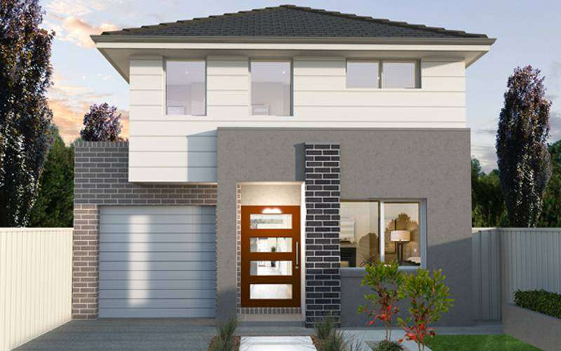 Bellbird Series 5 Design Aroona Facade Eagle Homes