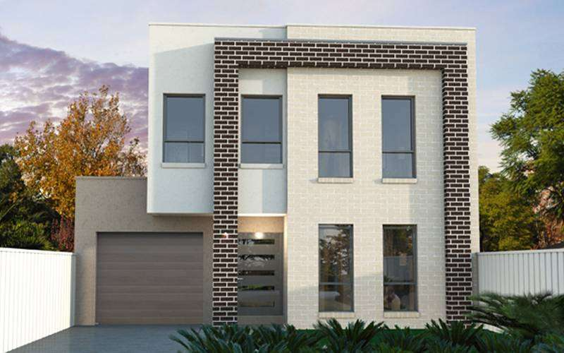 Bellbird Series 4 Zero Lot Design Cartiff Facade Eagle Homes