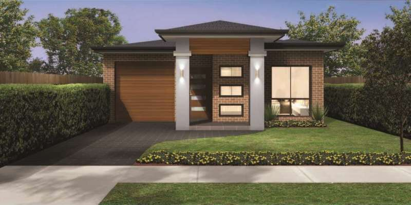 Osprey Design Single Facade Lily Homes