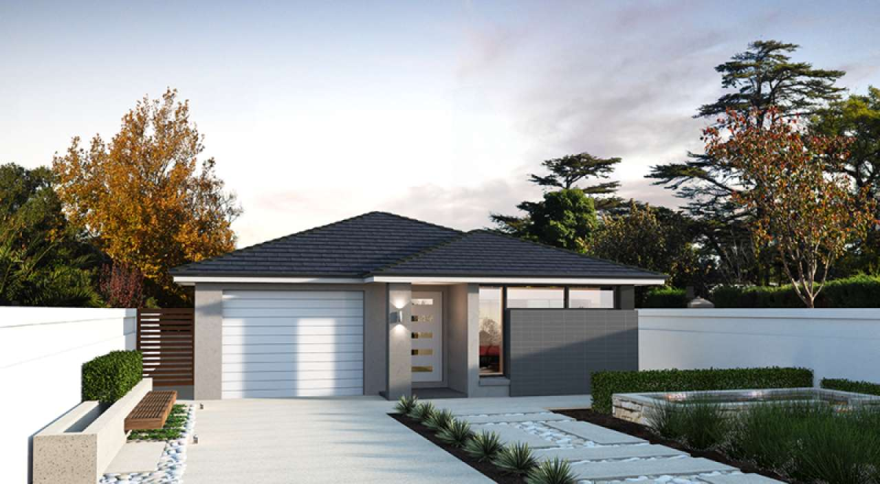 Myna Design Halmon 2 Facade Eagle Homes