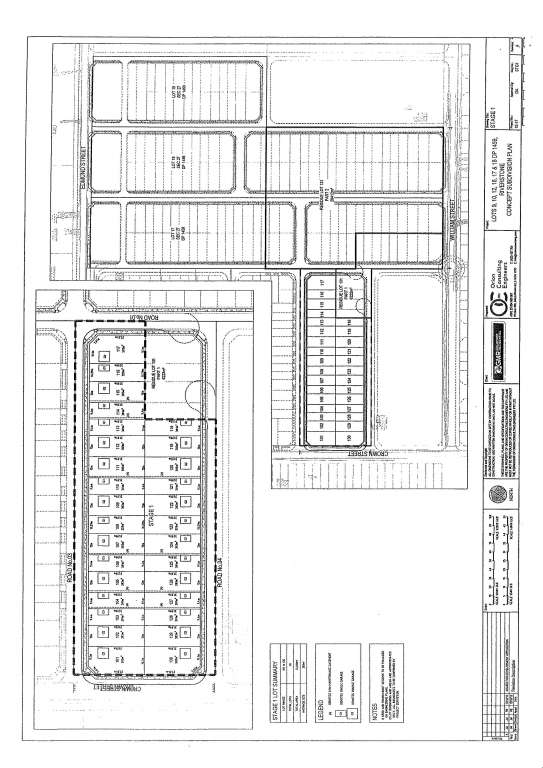 Crown Hill Estate Registered Land Lot 104 Sheila Street