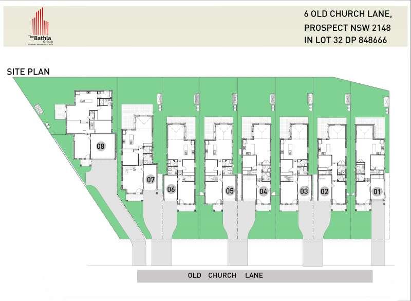 6 Old Church Lane Prospect
