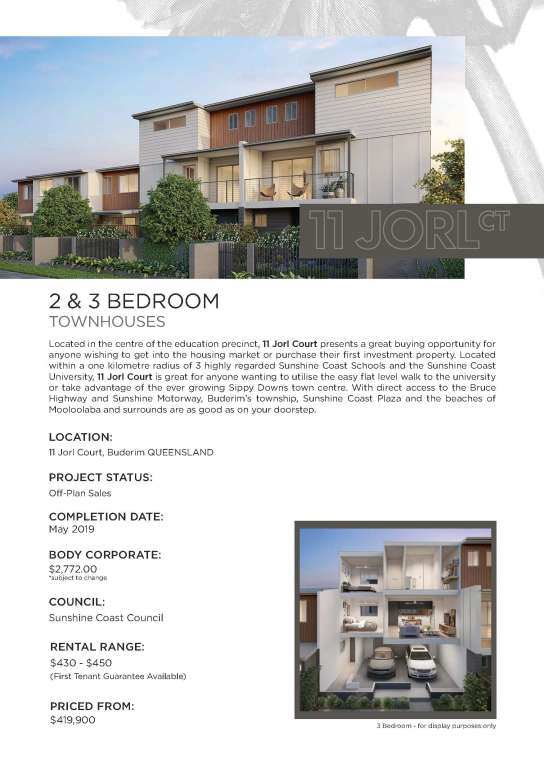 11 Jorl Court Estate Buderim