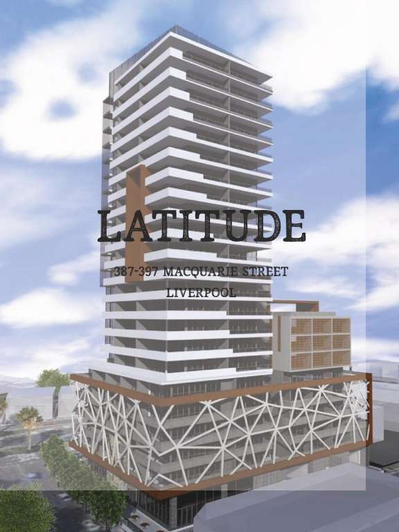 Latitude Apartments Liverpool