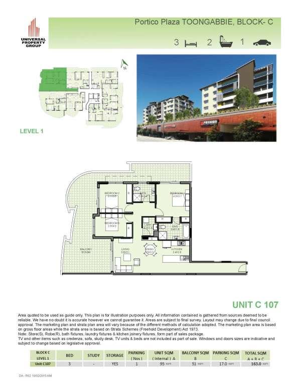 Portico Plaza Estate Toongabbie