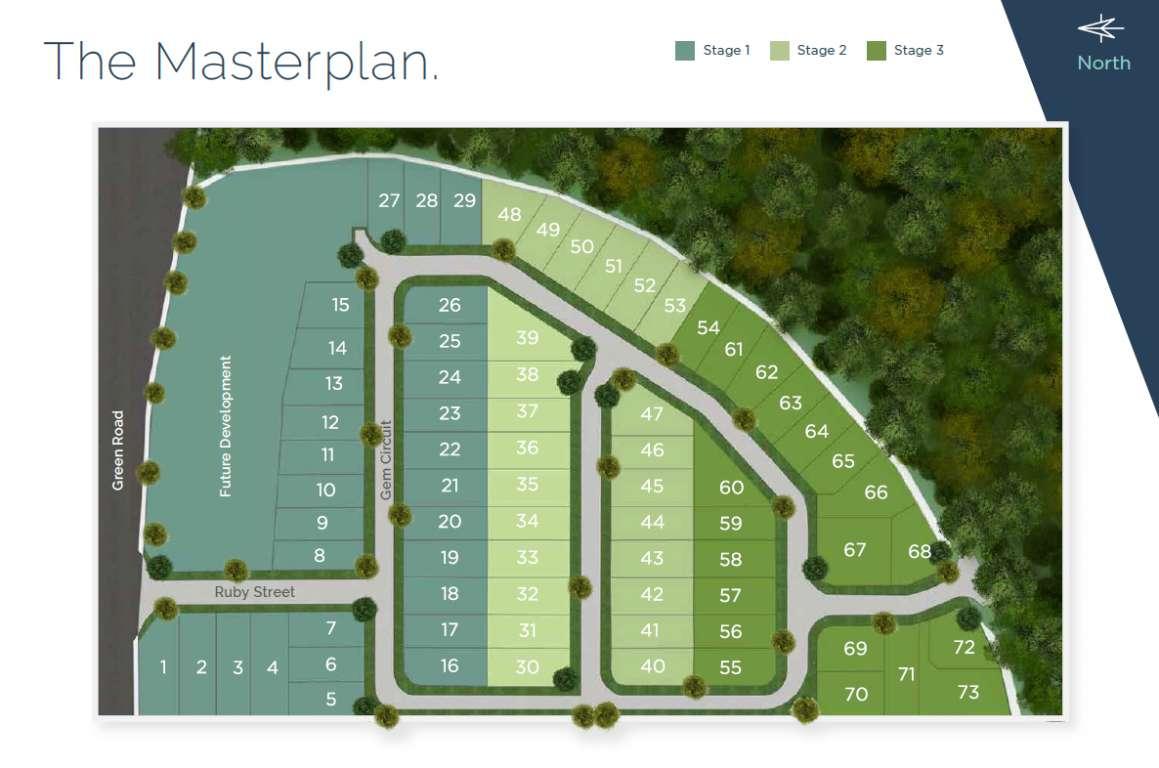 Emerald Parks Estate Park Ridge