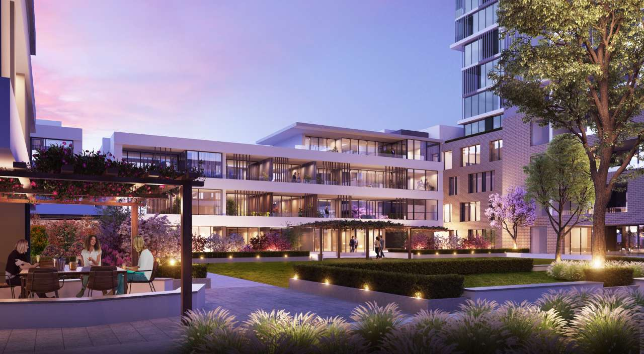 South Village Project Kirrawee