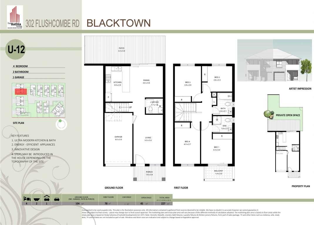 302 Flushcombe Road Estate Blacktown