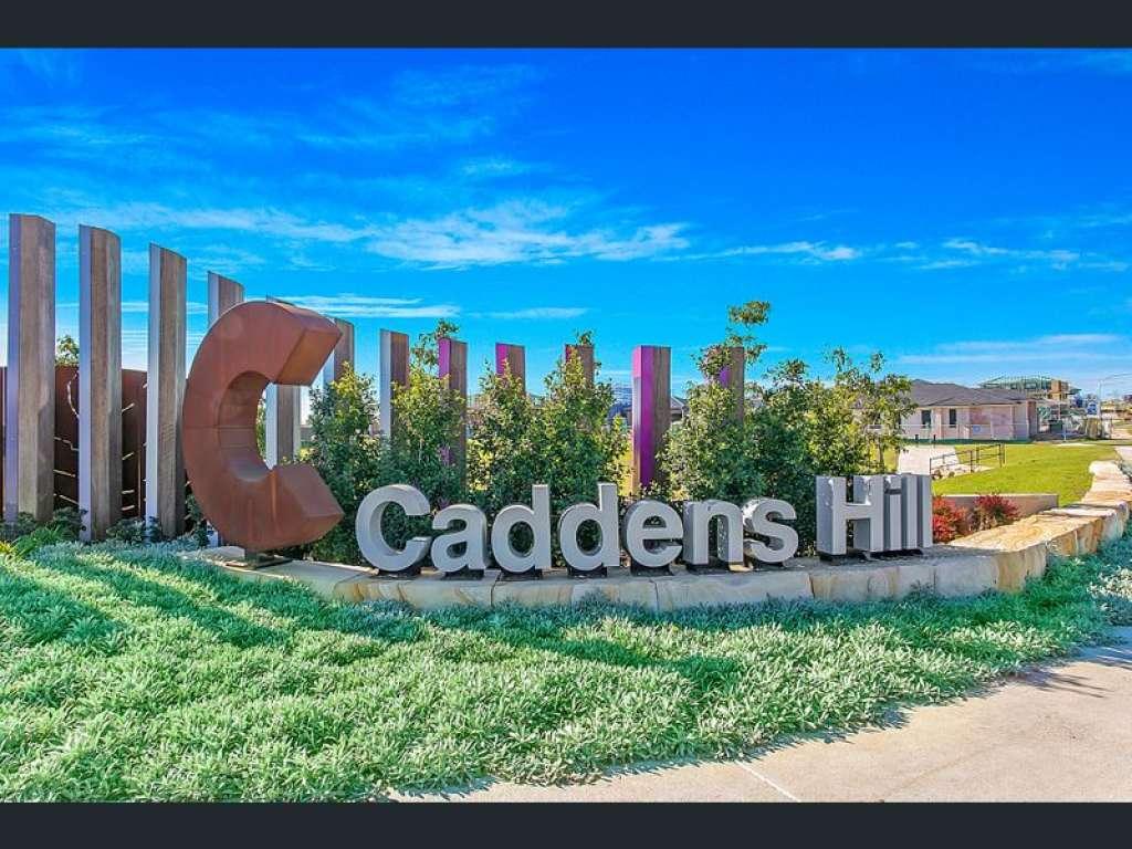 Caddens Hill Estate Caddens