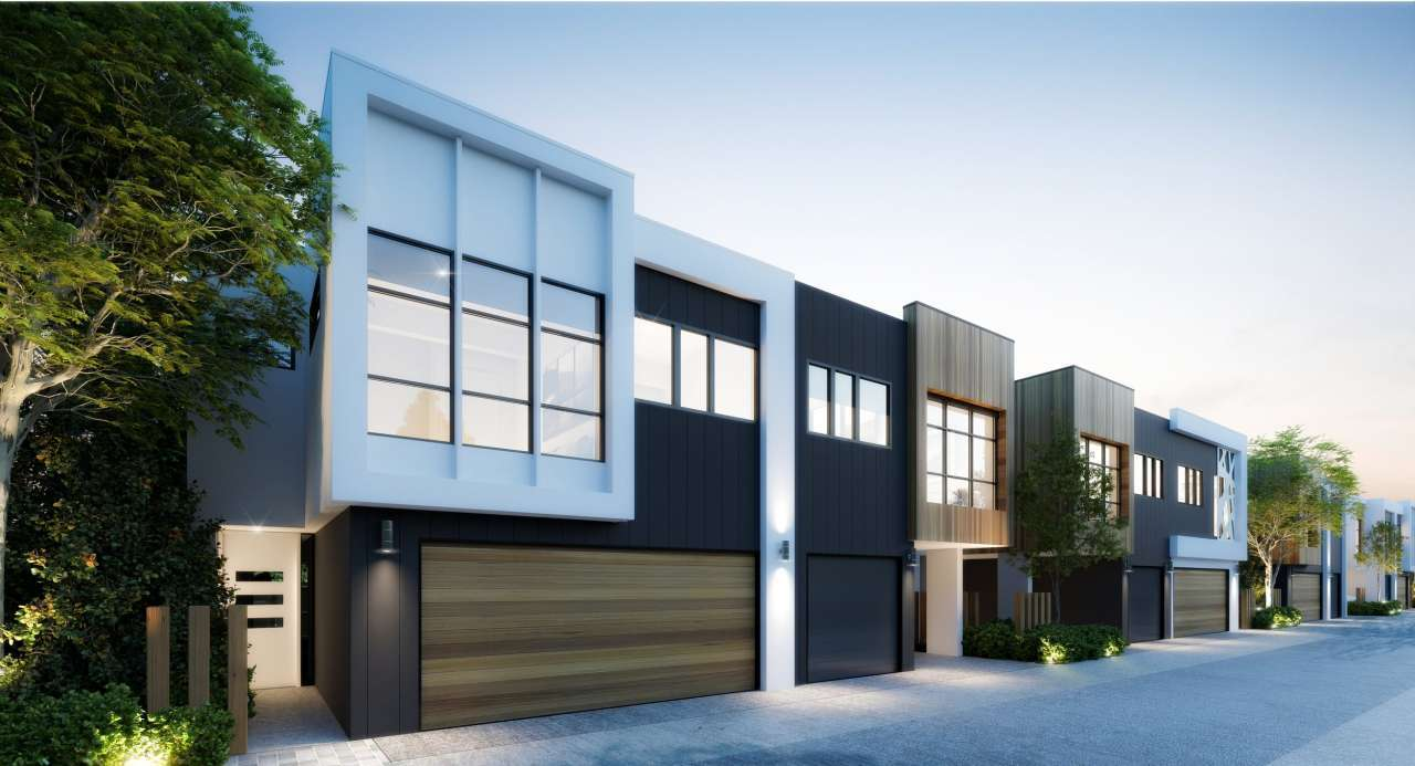 Gawthern Terraces Project Pimpama