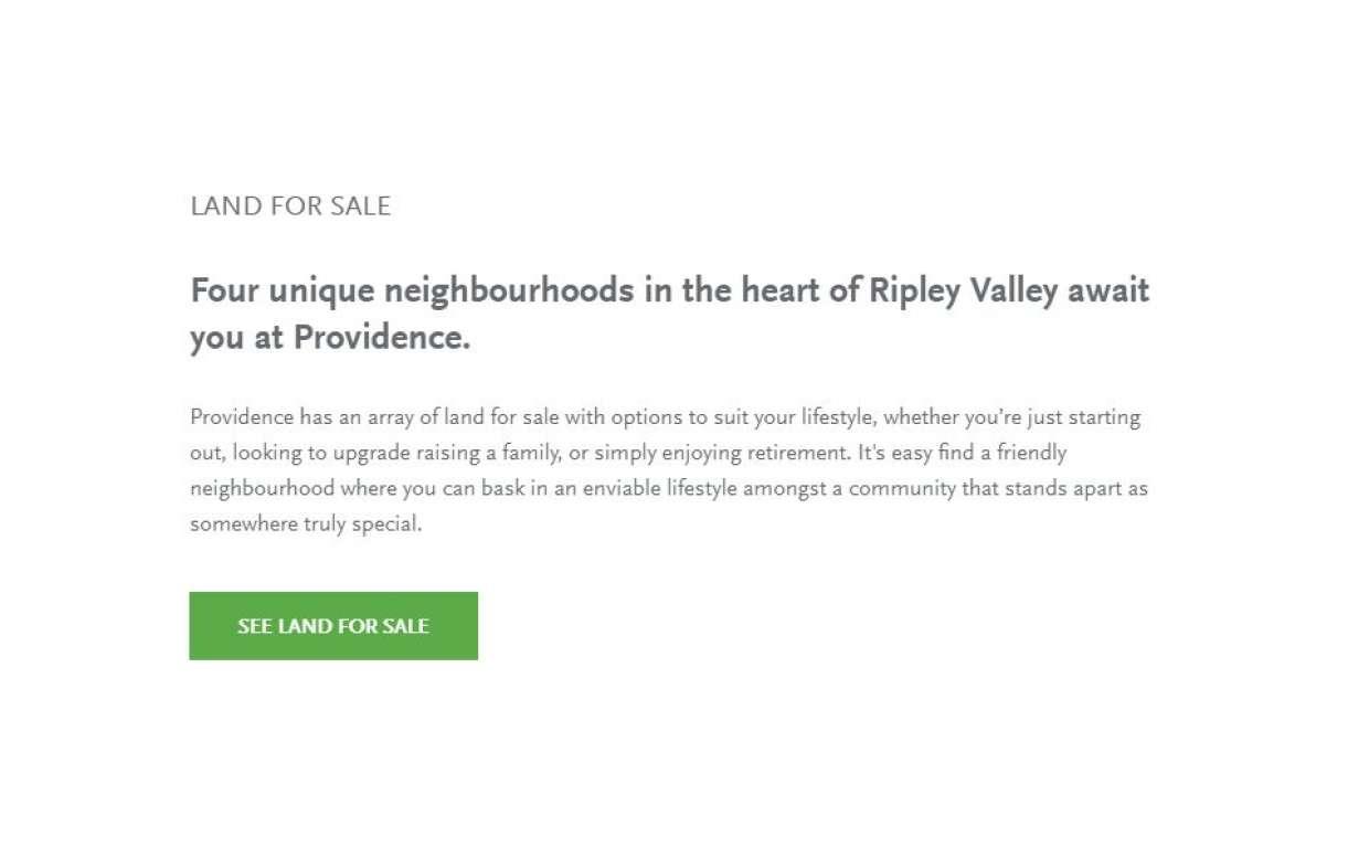 Providence Estate South Ripley