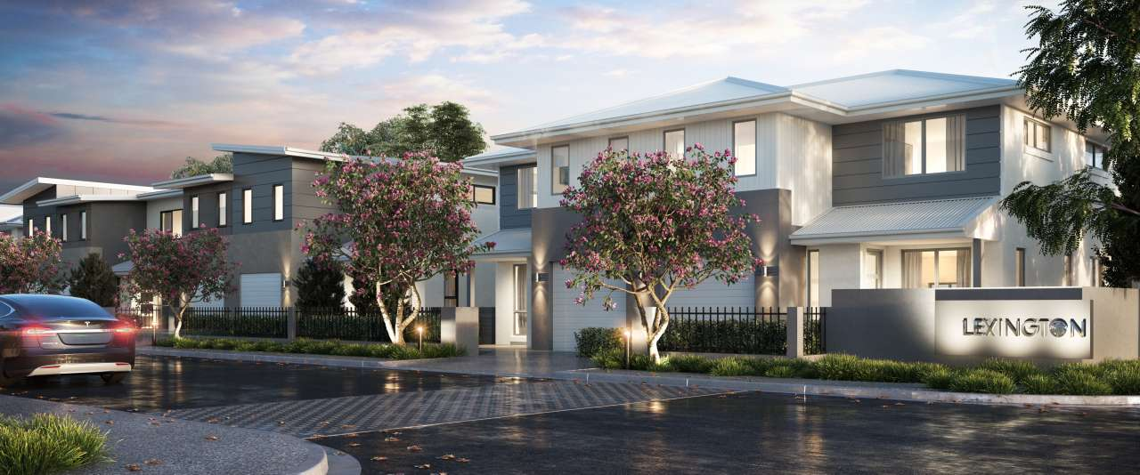 Lexington Project Townhouses Albany Creek