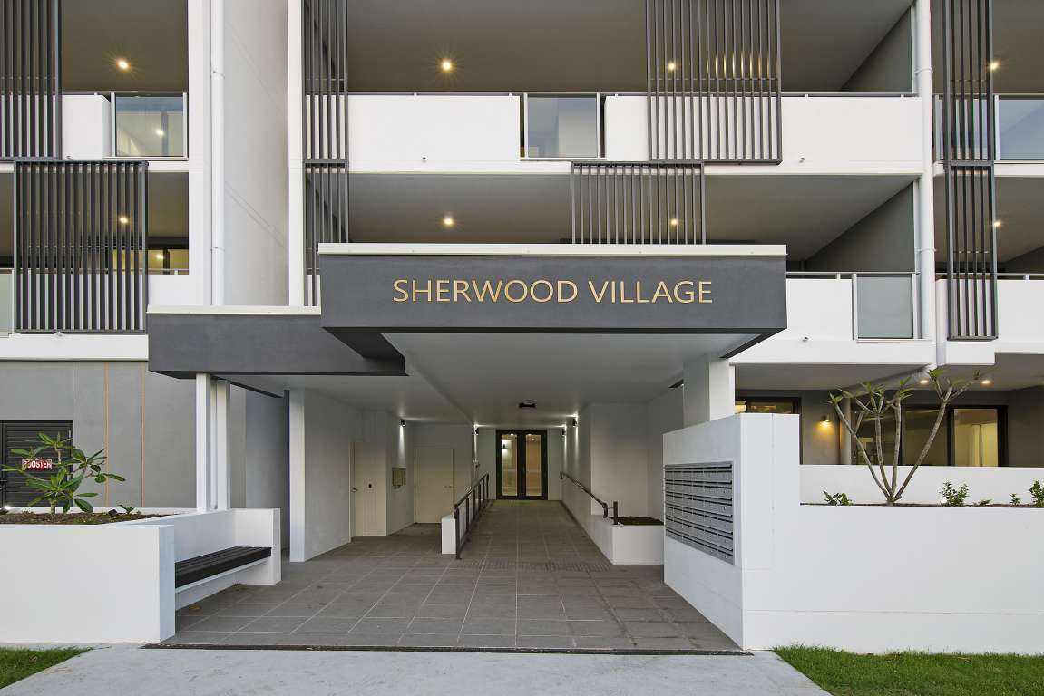 Sherwood Village Apartments Sherwood