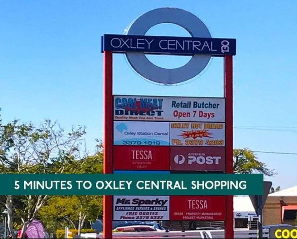 Oxley Glade Estate Oxley