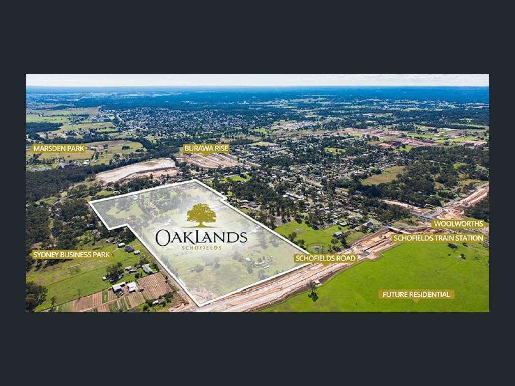 Oaklands Estate Schofields