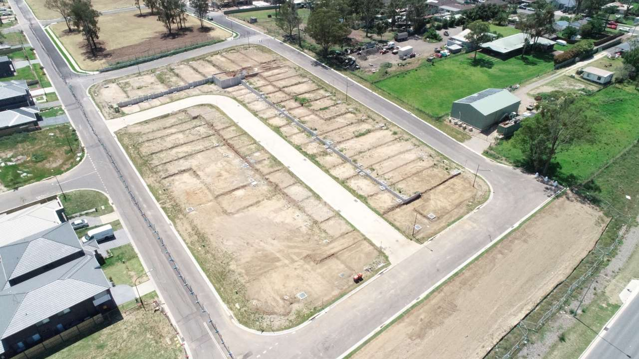 Silk Terraces Schofields