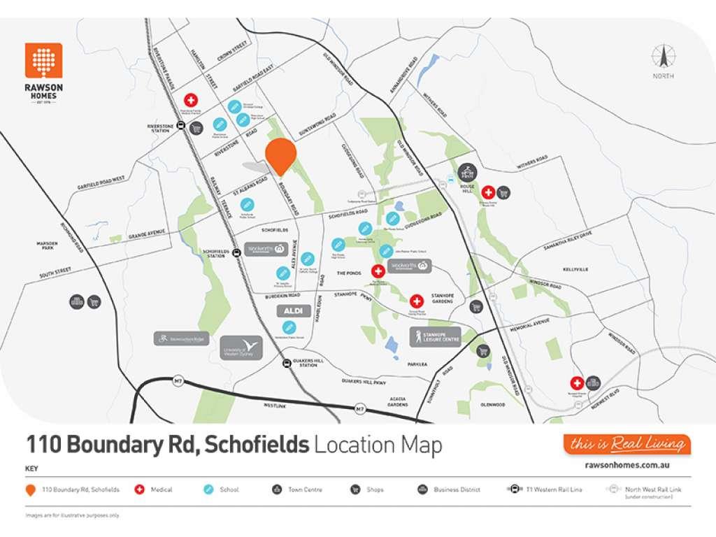 Boundary Road Estate Schofields