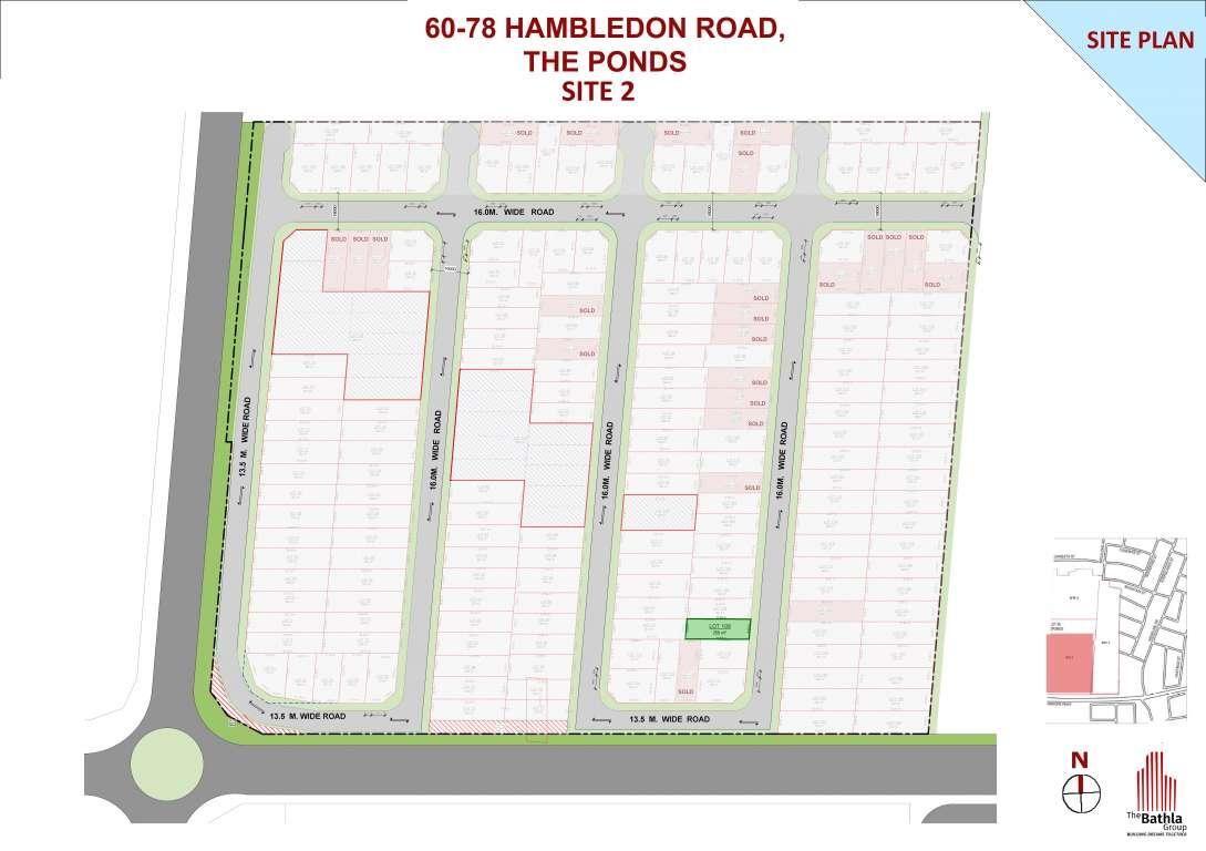 60-68 Hambledon Road Estate The Ponds