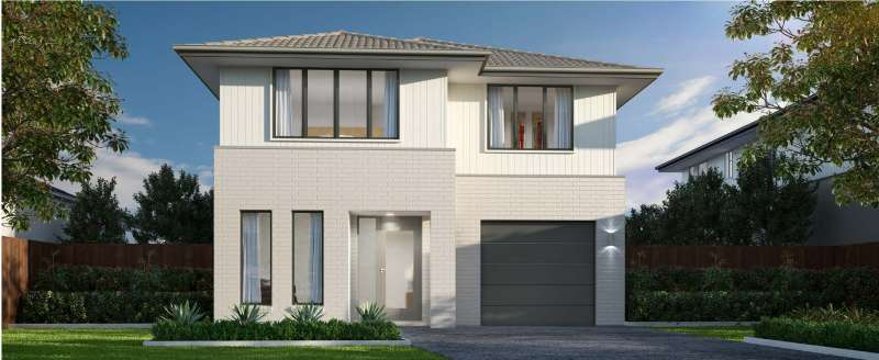 Jersey 21 Design Traditional Facade Metricon