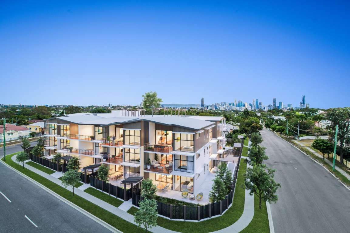 Ballade Residences Project Norman Park