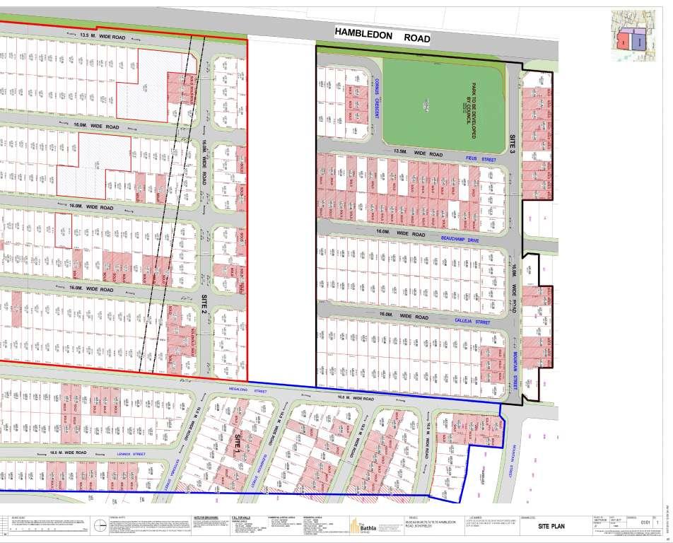 60-64 Hambledon Road Estate The Ponds