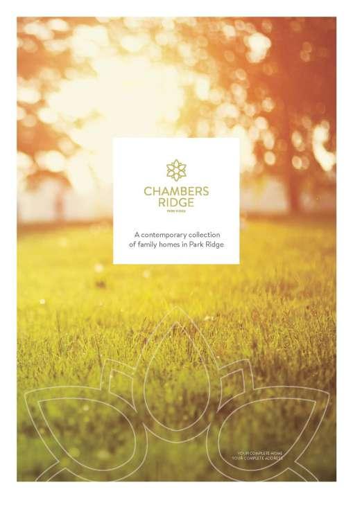 Chambers Ridge Estate Park Ridge